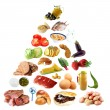 Foto de Stock  : Food Pyramid