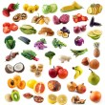 ovoce a zelenina — Stock fotografie