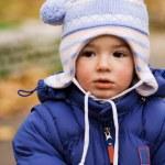 dreglar baby — Stockfoto
