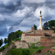 Belgrade - Kalemegdan Fortress — Stock Photo