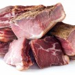 Stock Photo: Dried Meat