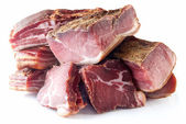 Dried Meat — Stock Photo