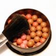Make-up brush balls — Stock Photo #2148946