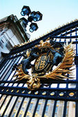 Cancello di buckingham palace — Foto Stock