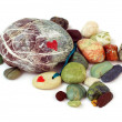Love stones. - Stock Photo