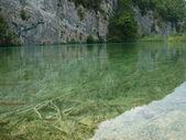 Plitvica 湖 — 图库照片