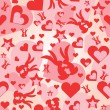 Valentine's wallpaper — Stock Vector #1808459