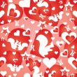 Valentine's wallpaper — Stock Vector #1808520