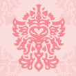 Ornate wallpaper — Stock Vector #1853111