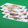Cards. — Stock Photo
