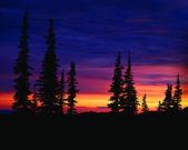 Beautiful Mountains Landscape — Stock Photo