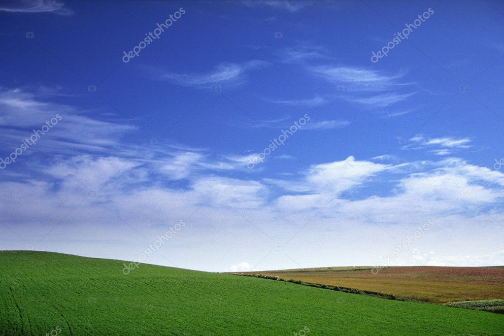 Beautiful Landscape and scenery  Stock Photo #1675702