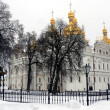 Cathedral, Kiev Pechersk Lavra, - Stock Photo