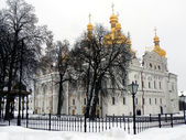 Cathedral, Kiev Pechersk Lavra, — Stock Photo
