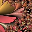 Beautiful abstract pattern - 图库照片