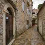 Beautiful stone houses — Stock Photo #1750249