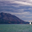 Adriatic seascape — Stockfoto