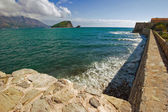One of the views on Adriatic sea — Stockfoto