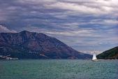 Adriatische zee zeegezicht — Stockfoto