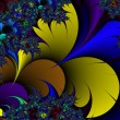 Beautiful abstract pattern - Foto Stock
