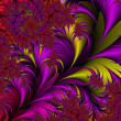 Beautiful abstract pattern — Stock Photo