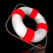 Stock Photo: Lifebuoy ring