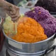 Rice Stall — Stock Photo