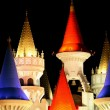 Stock Photo: Excalibur Hotel Casino