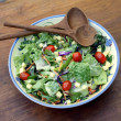Bowl of Salad - Stock Photo