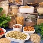 Healthy Foods — Stock Photo