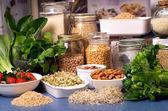 Healthy Foods — Stock fotografie