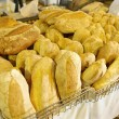 Crusty Bread — Stock Photo