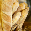 Crusty Bread — Stock Photo #1750043