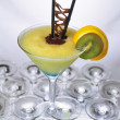 Cocktail Drink — Stock Photo