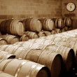Wine Barrels — Stock Photo #1759392