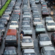 Heavy Traffic — Foto de Stock