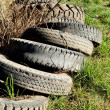 Car Tyres — Stock Photo #1783777