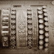 Royalty-Free Stock Photo: Old Cash Register