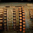 Old Cash Register — Foto de Stock