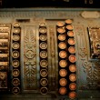 Old Cash Register - Stock Photo
