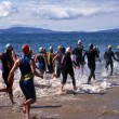 Stock Photo: Triathlon