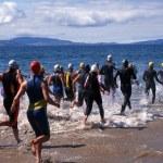 Triathlon — Stock Photo #1785794