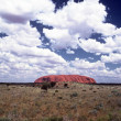 Stock Photo: Ayers Rock