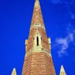 Church Spire — Stock Photo
