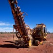 Stock Photo: Mineral Exploration
