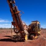 Mineral Exploration — Stock Photo #1835467