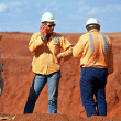 Gold Mine workers — Stock Photo #1835510