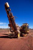 Mineral Exploration — Stock Photo