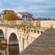 Italian bridge — Stock Photo