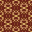 Seamless curled repeat pattern — Stockvektor #2053656